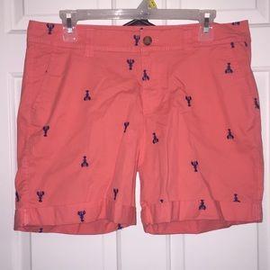 Lobster shorts